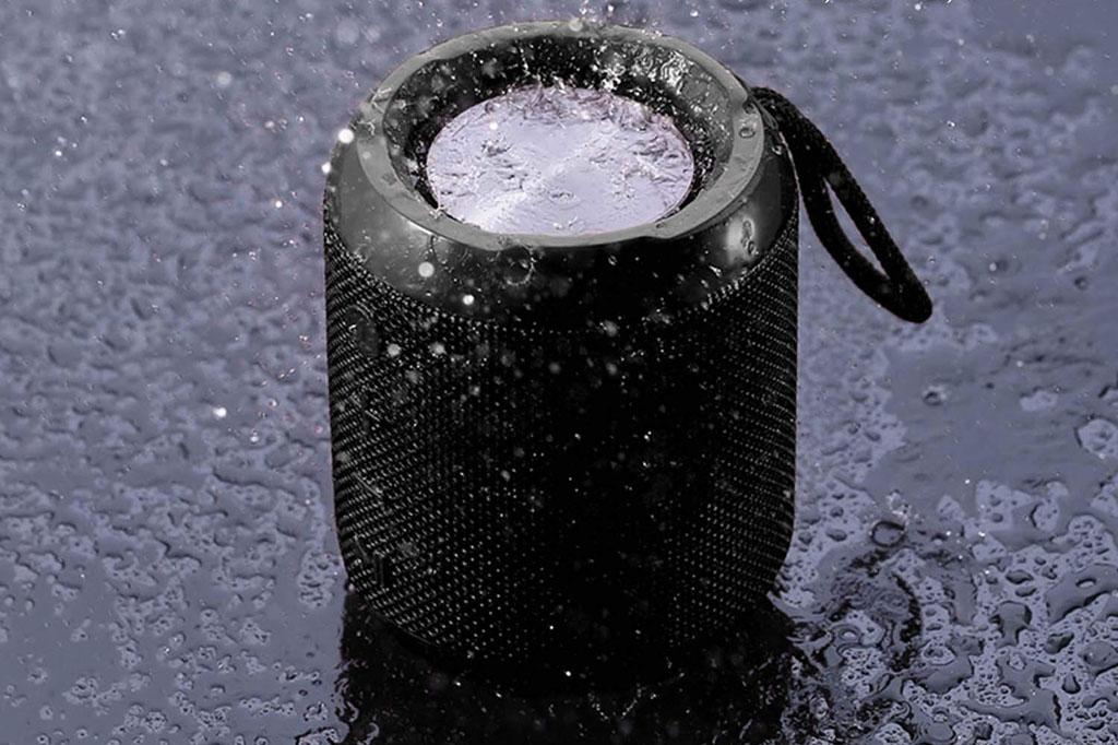altavoz bluetooth sxy m2 resistente al agua no sumergir
