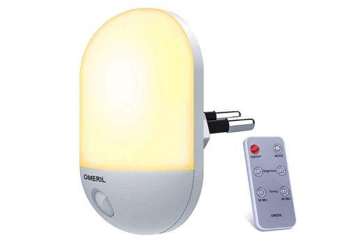 luz infantil omeril con mando a distancia y temporizador analisis review opiniones precio comprar en amazon