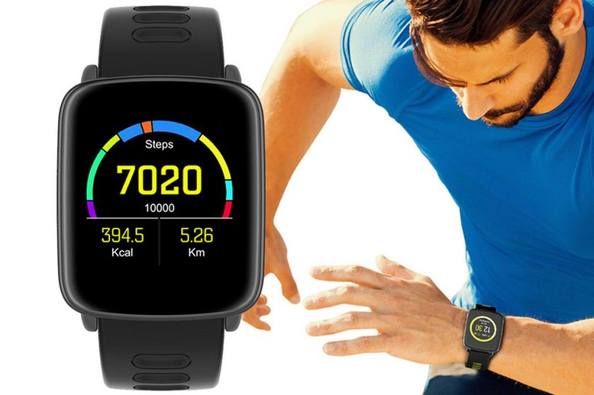 analisis Reloj inteligente Willful SW018 con pantalla de 1.54 pulgadas comprar en amazon al mejor precio