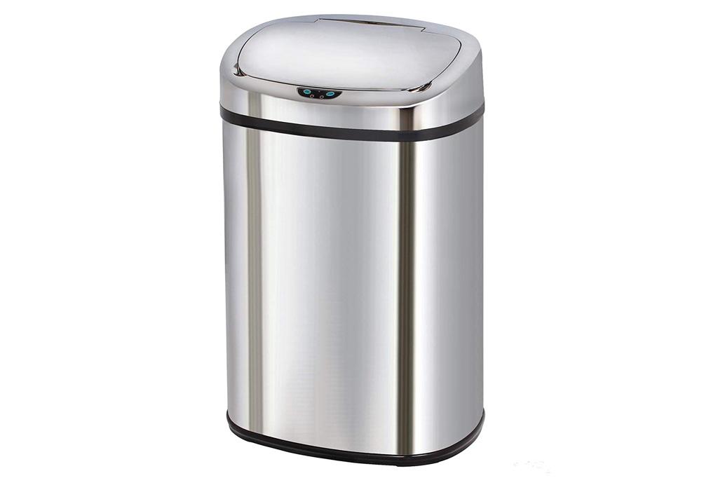 Kitchen Move: Cubo de basura automático con sensor de movimiento