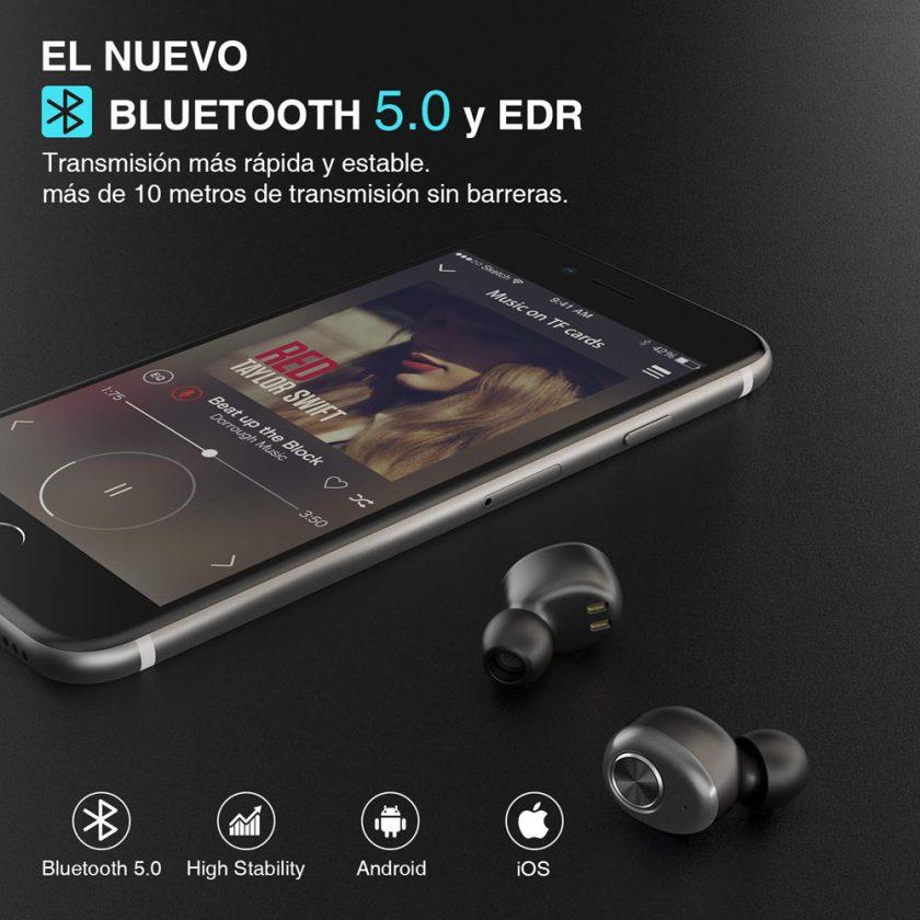 auriculares ianalambricos in ear al mejor precio oferta