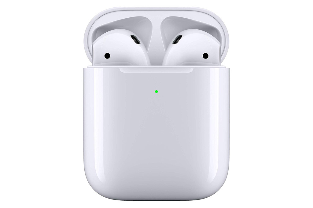 Auriculares Apple Airpods 2 con caja de carga (Nuevo modelo)