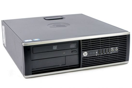 Hp Elite 8300 SFF ordenador reacondicionado (Varios modelos)