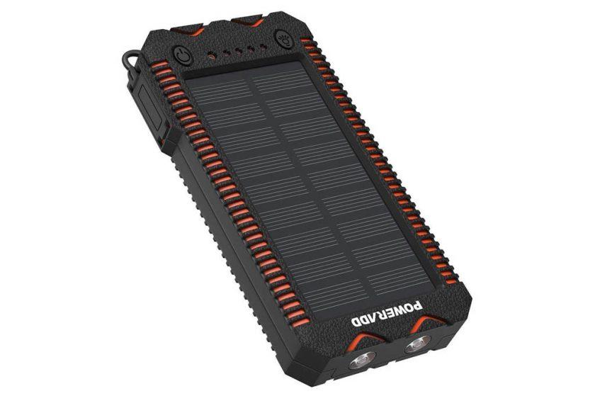 comprar cargador solar movil al mejor precio con envio rapido y gratis desde españa alta capacidad multifuncional acampada camping excursion viaje