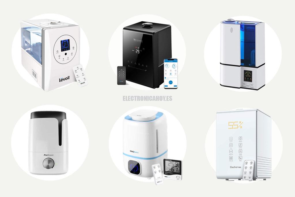 Los mejores humidificadores de aire (Guía de compra 2020)