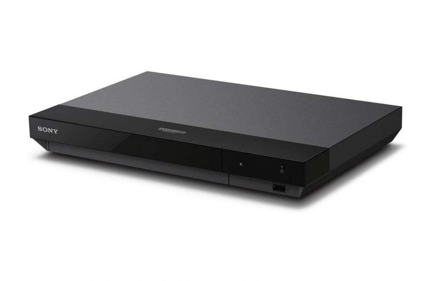 Sony UBP-X700B, Reproductor de películas Bluray 4K, Bluray 3D, Bluray y DVD