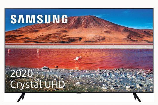 Samsung Crystal 4K UHD 2020 43TU7005 Smart TV de 43″