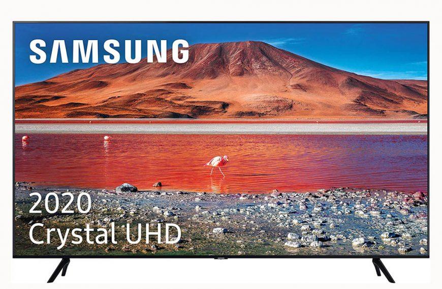 Samsung Crystal TU7005 Smart TV 4K UHD