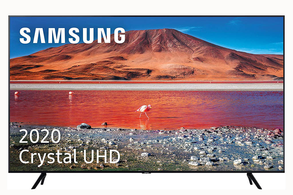 Samsung Crystal 4K UHD 2020 43TU7005 Smart TV de 43″