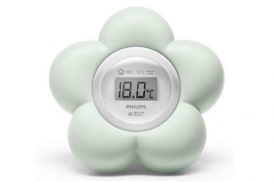 Termómetro para bebé habitación y baño Philips Avent SCH480/00