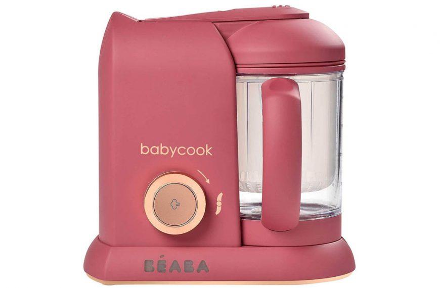 Beaba Babycook: el procesador de alimentos para bebé por excelencia
