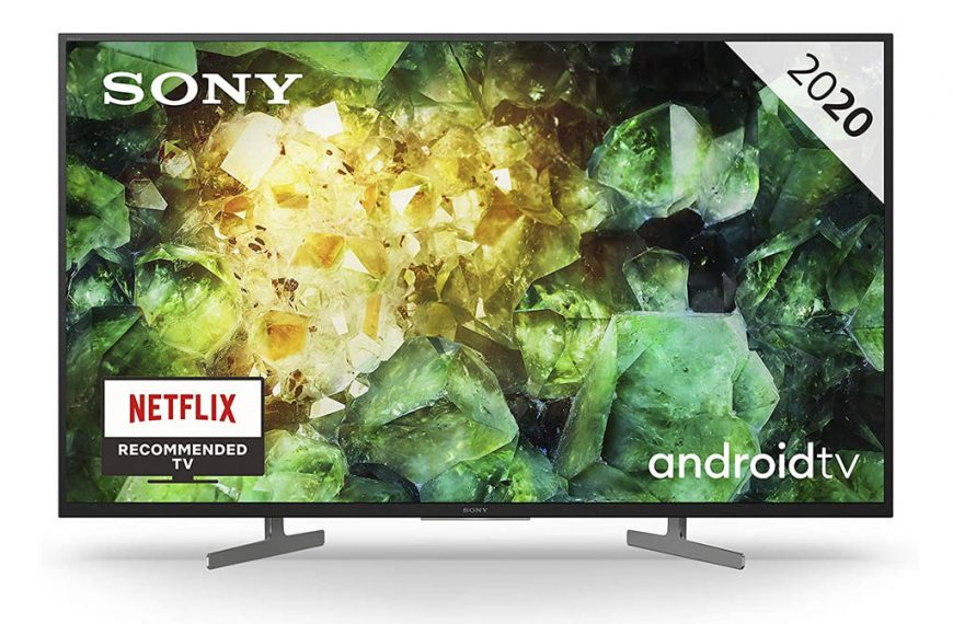 Sony Bravia XH81 Televisor Smart TV 4K UHD