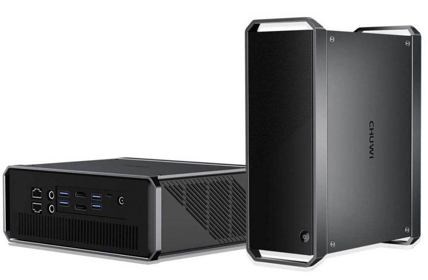 CHUWI Corebox, Corebox X y PRO: mini ordenadores de sobremesa