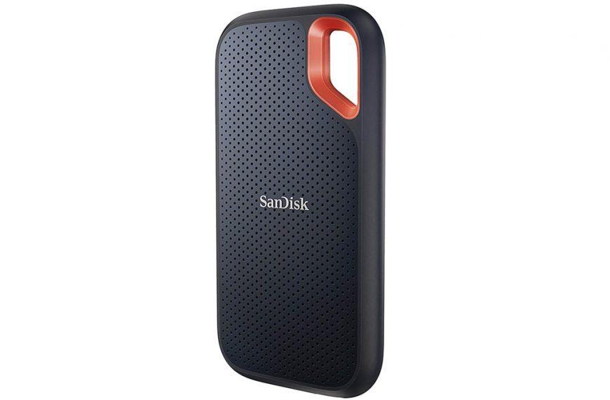SanDisk Extreme SSD portátil